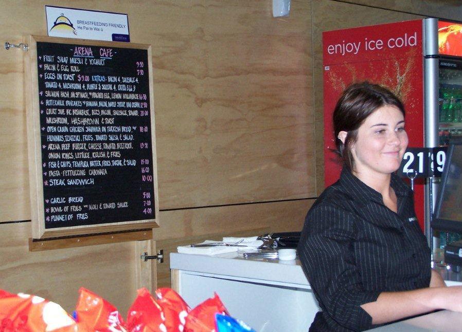 A Breastfeeding Friendly Accredited Cafe