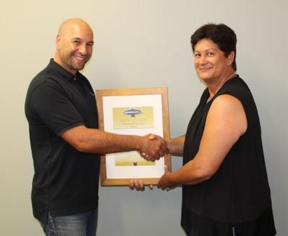 WorkWell accreditation presentation